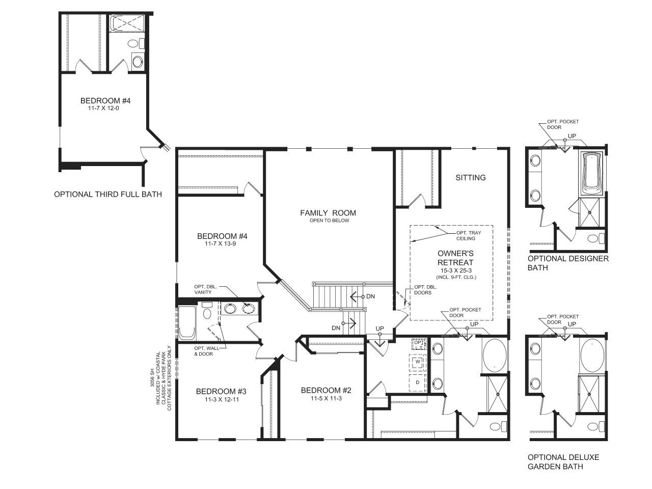 fischer homes floor plans indianapolis