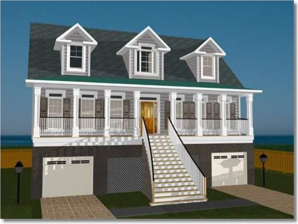 fea84beee1f254fd elevated house plans for flood zones elevated home plans designs