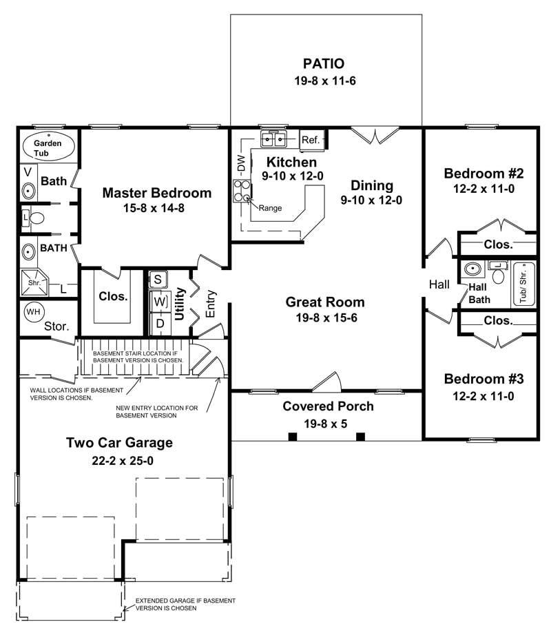 home plan 7823
