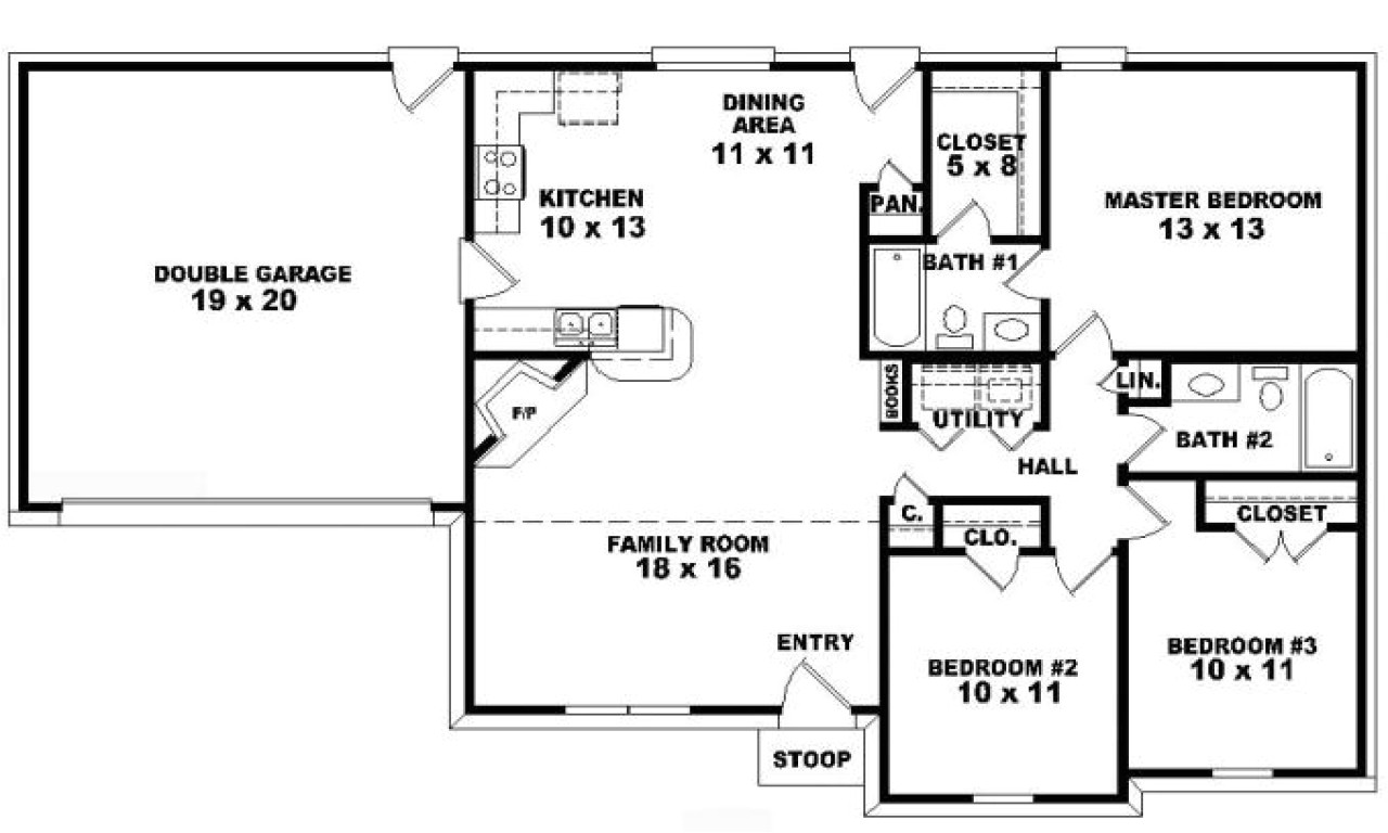 dca74ed399d7fdd1 3 bedroom one story house plans toy story bedroom