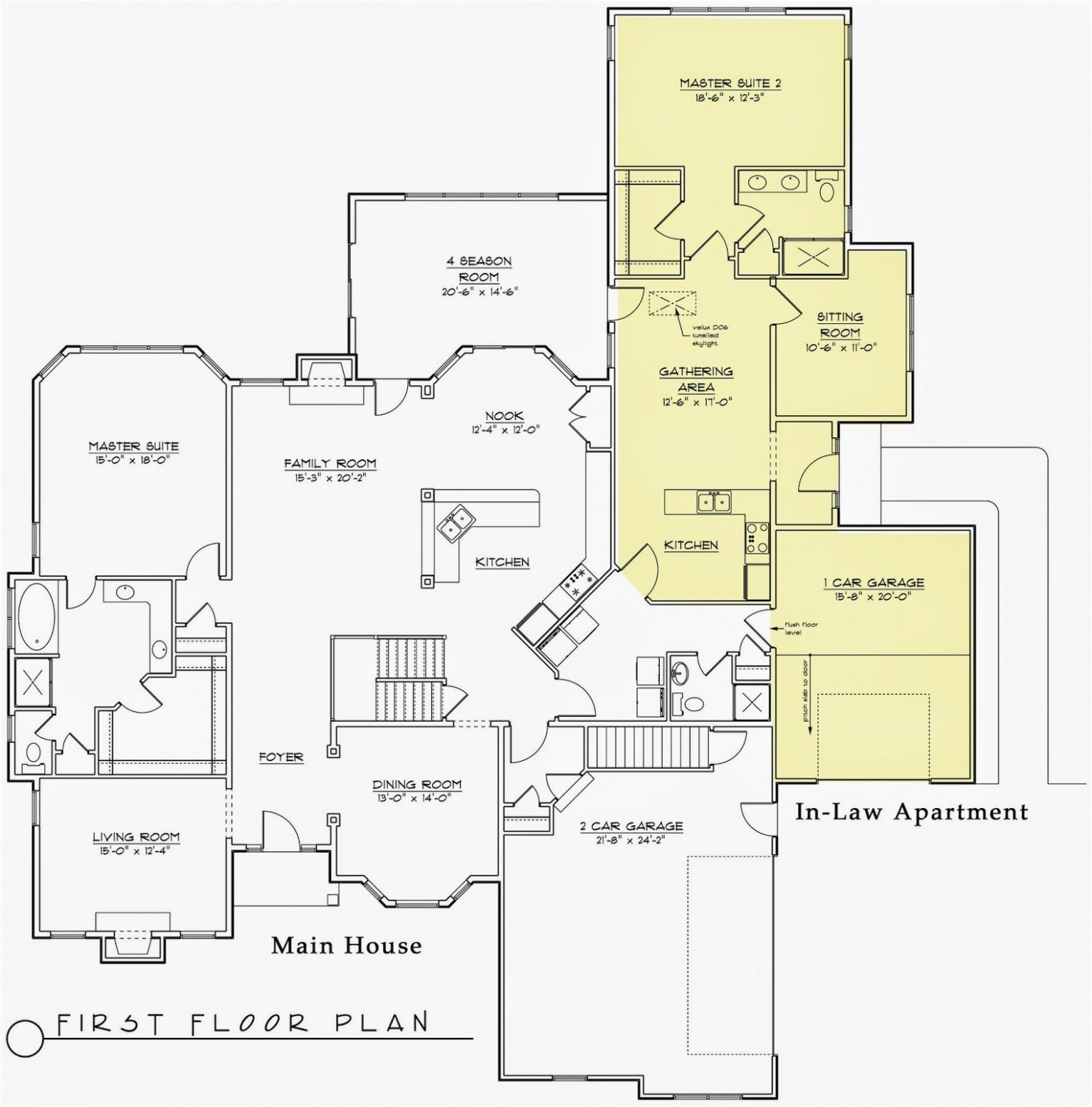 house plans with mother in law suite delightful best house plans with inlaw apartments liltigertoo
