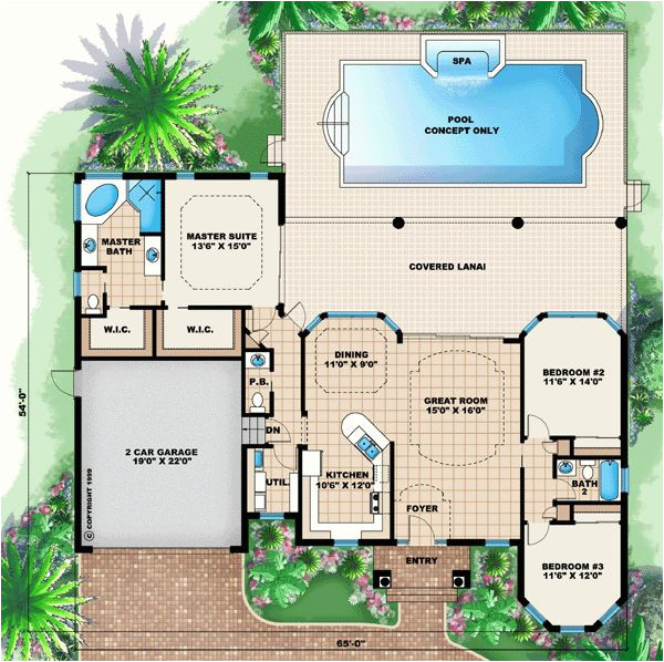 Floor Plans for Homes with Pools 110 Best Images About Floor Plans On Pinterest Craftsman