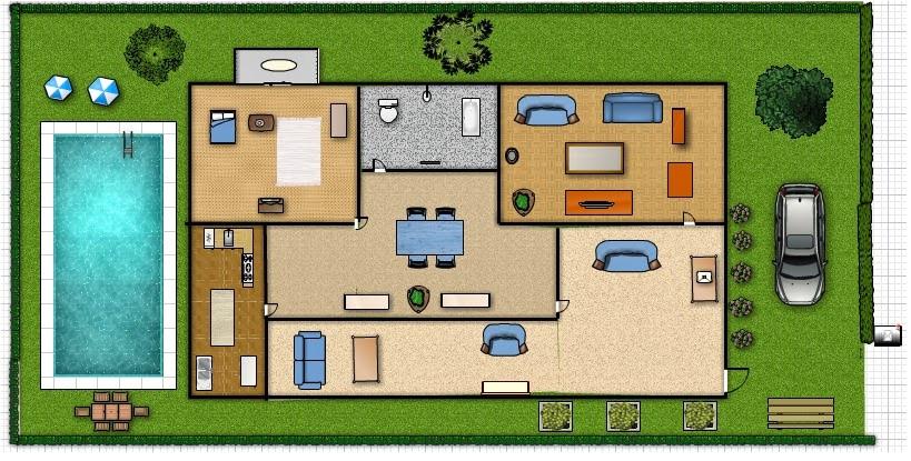 floor plan my dream house