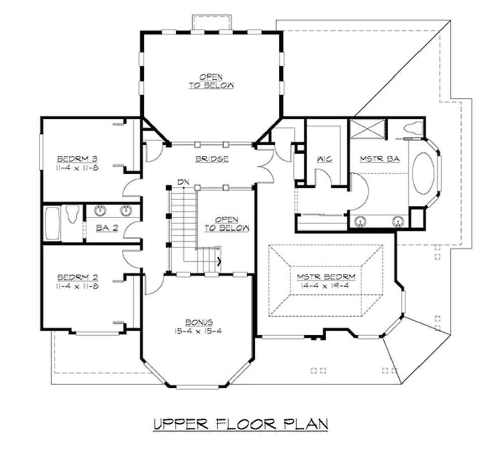 home plan 21008