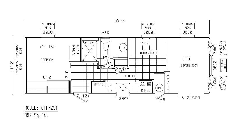 single wide mobile homes floor plans 32771