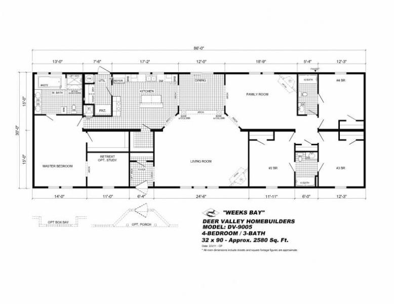 dutch manufactured homes floor plans