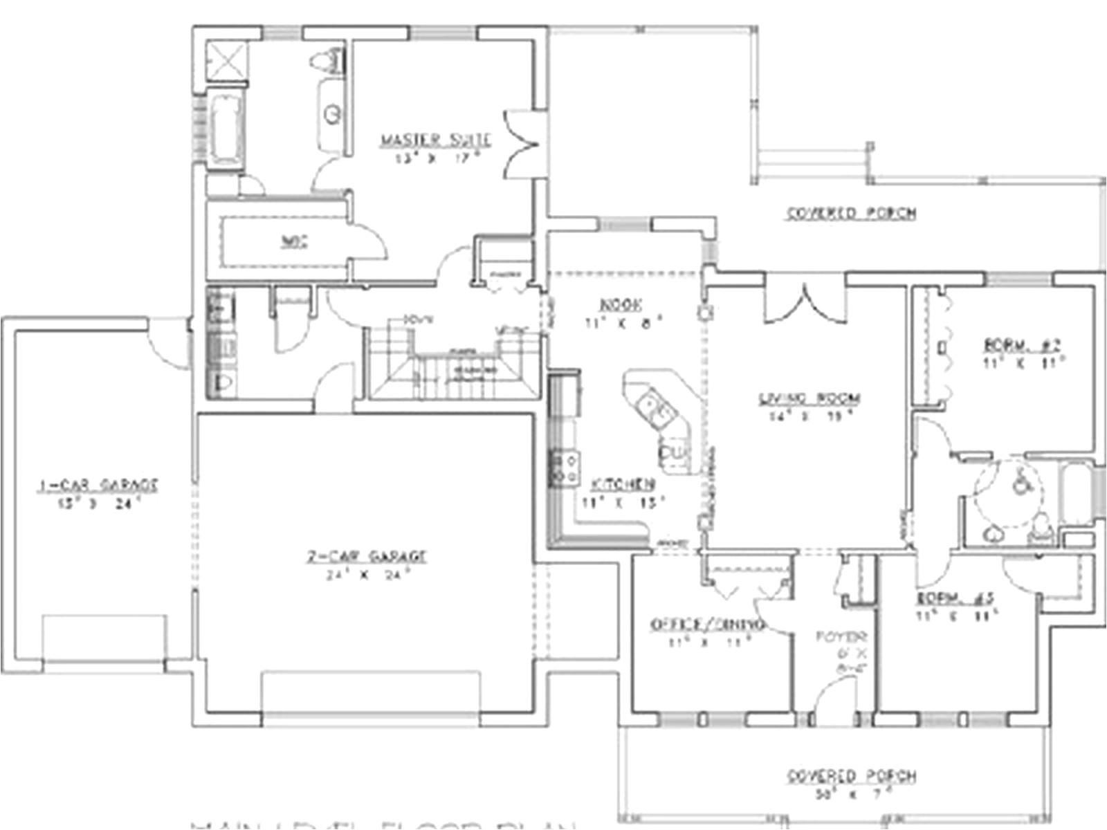 concrete block house plans florida