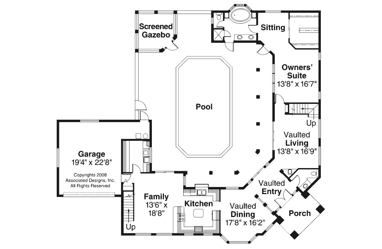 Florida Home Designs Floor Plans Sw Florida House Plans Home Design and Style