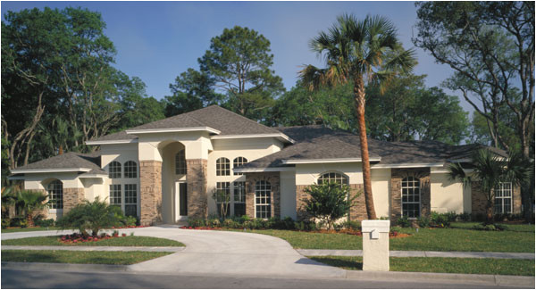 Florida Home Plans with Pictures Florida House Plans Professional Builder House Plans
