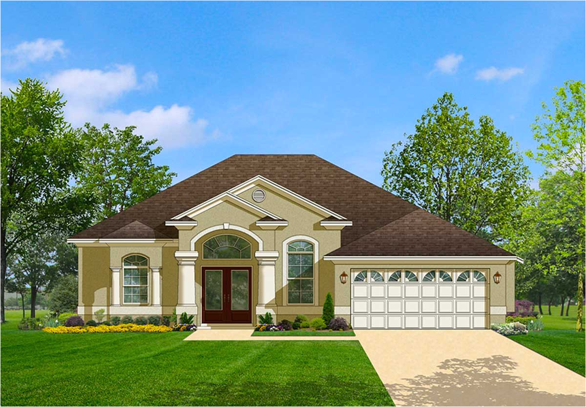 Florida Home Plans with Pictures Ideal Open Floor Plan 82026ka 1st Floor Master Suite