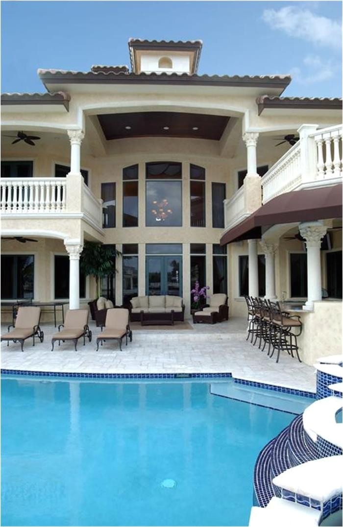 florida pool house plans
