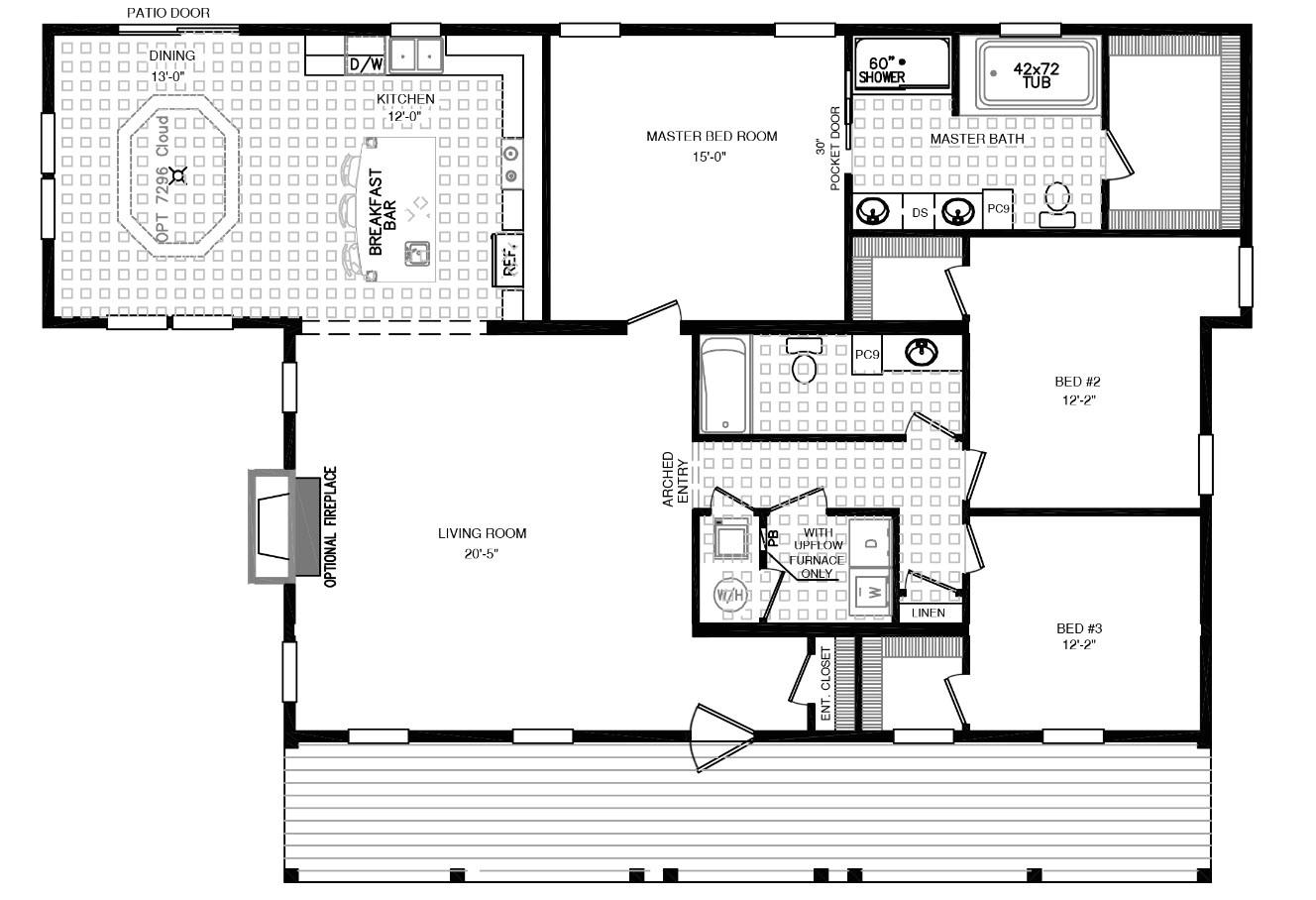 floor plans florida