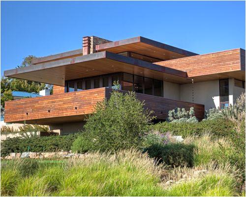 frank lloyd wright inspired house plans