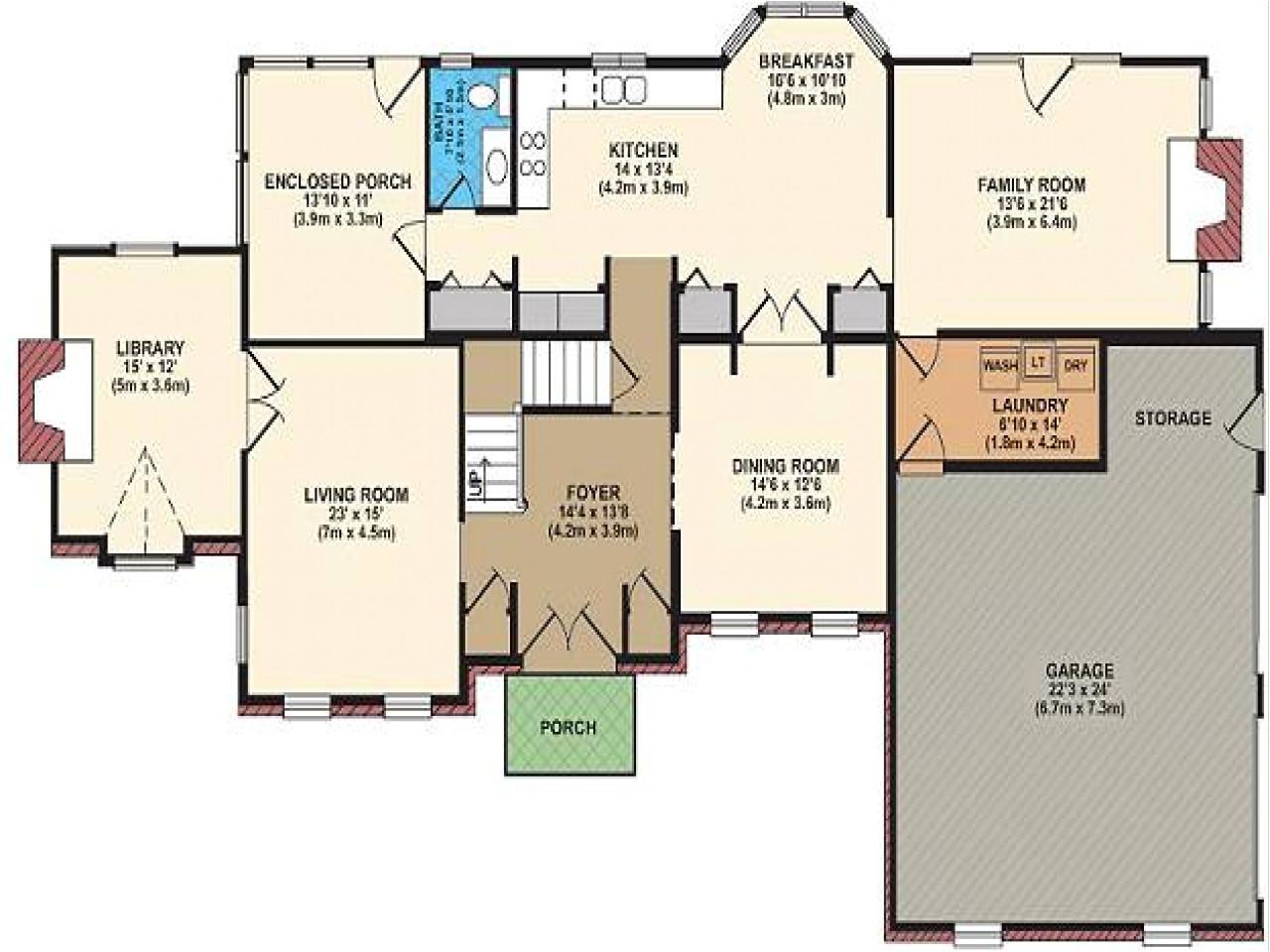 4a9b16299418d763 design your own floor plan free house floor plans