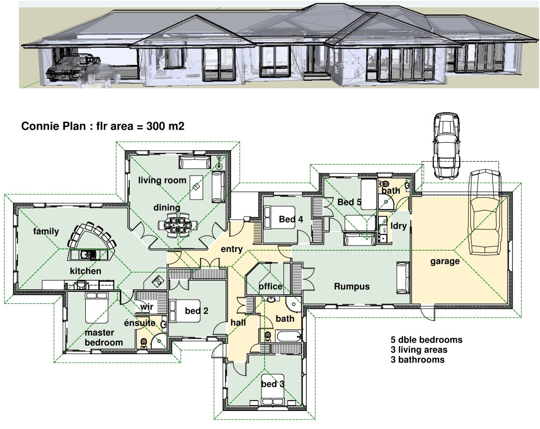 modern home plans and designs