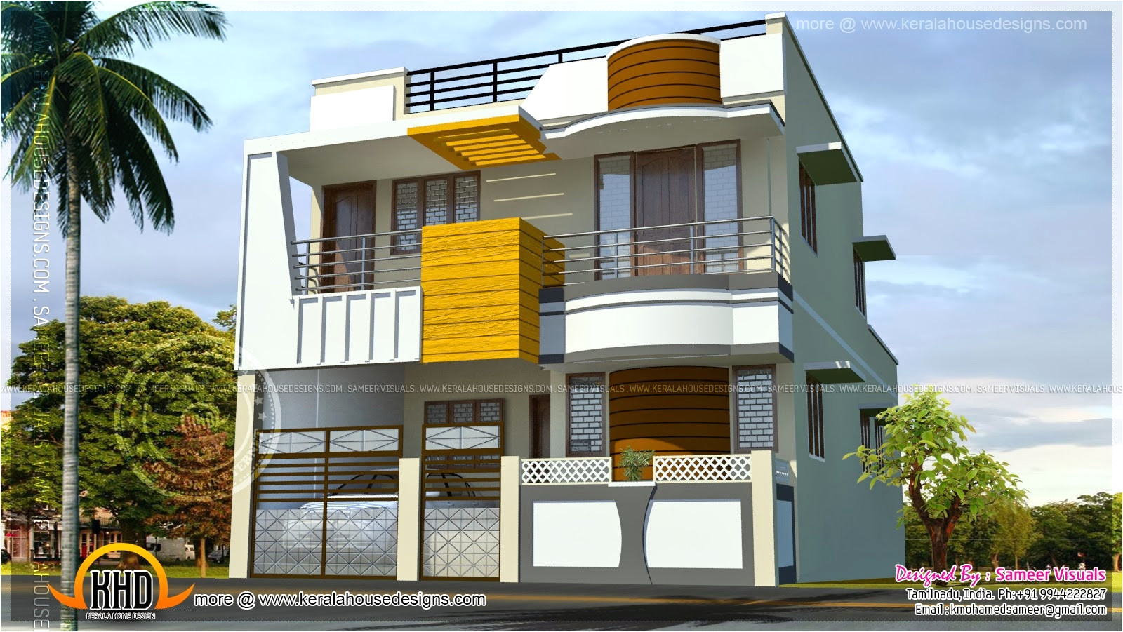 house design indian style plan and elevation lovely outstanding