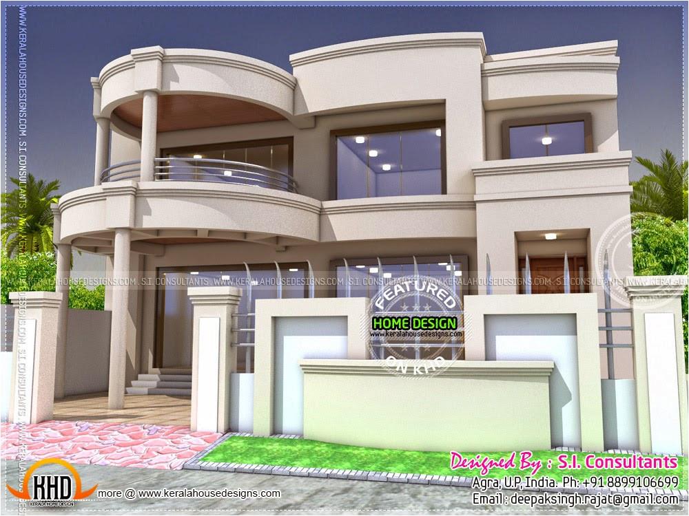 stylish indian home design