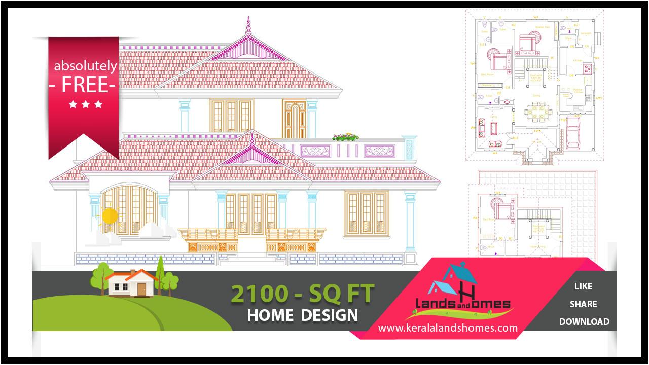 free kerala home plans