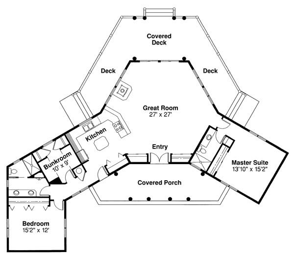 octagonal house designs