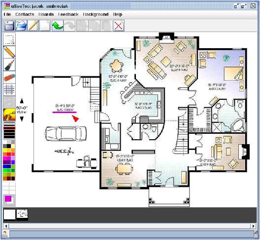 freeware draw house plans