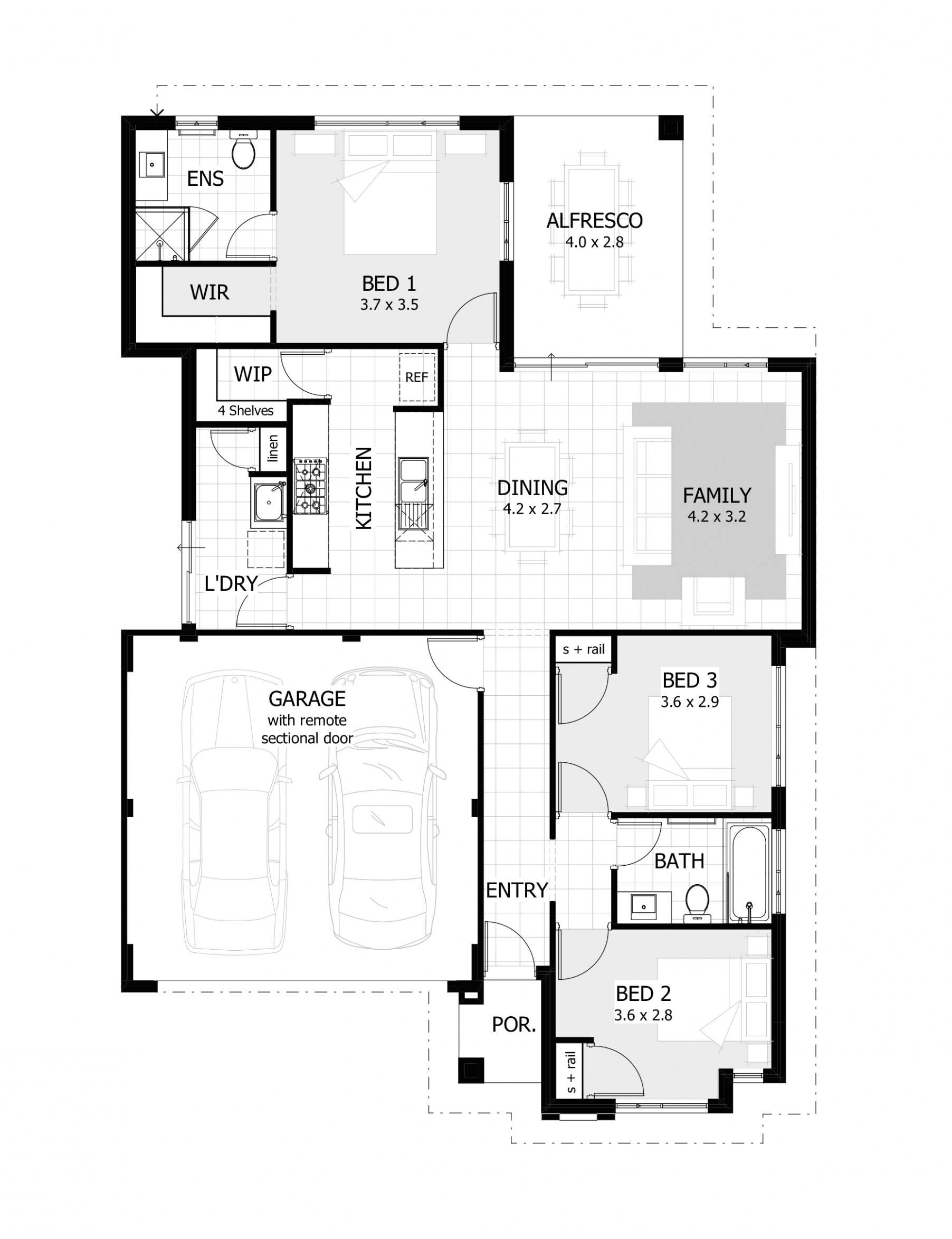 Free Single Family Home Floor Plans Single Family Home Plans Elegant 45 Unique Free Single
