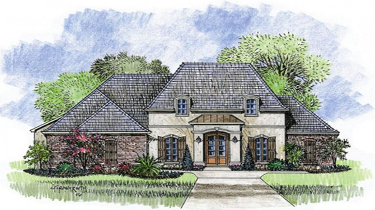eebcb5728fc6f49a one story house plans french country one story french country homes