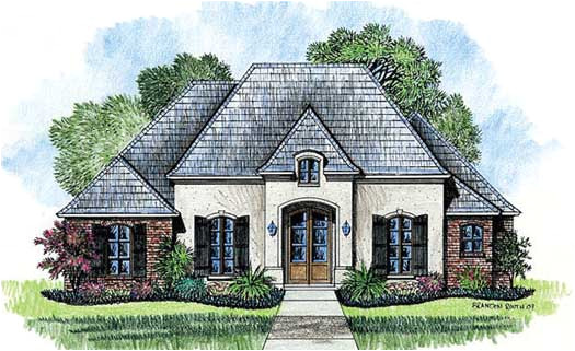 nice small french country house plans 4 french country style house plans
