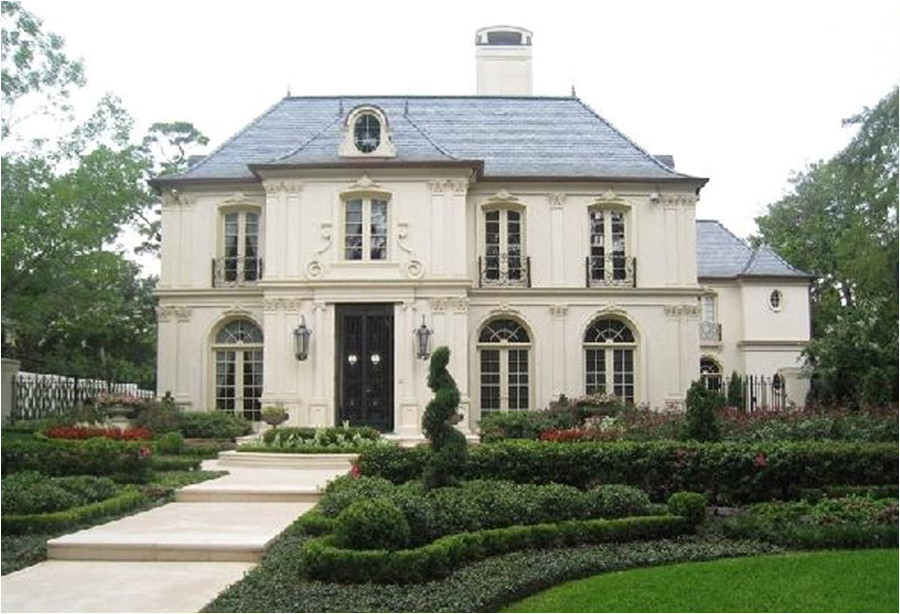 french style house plans