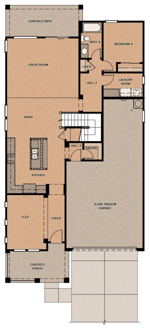 fulton homes floor plans maricopa az