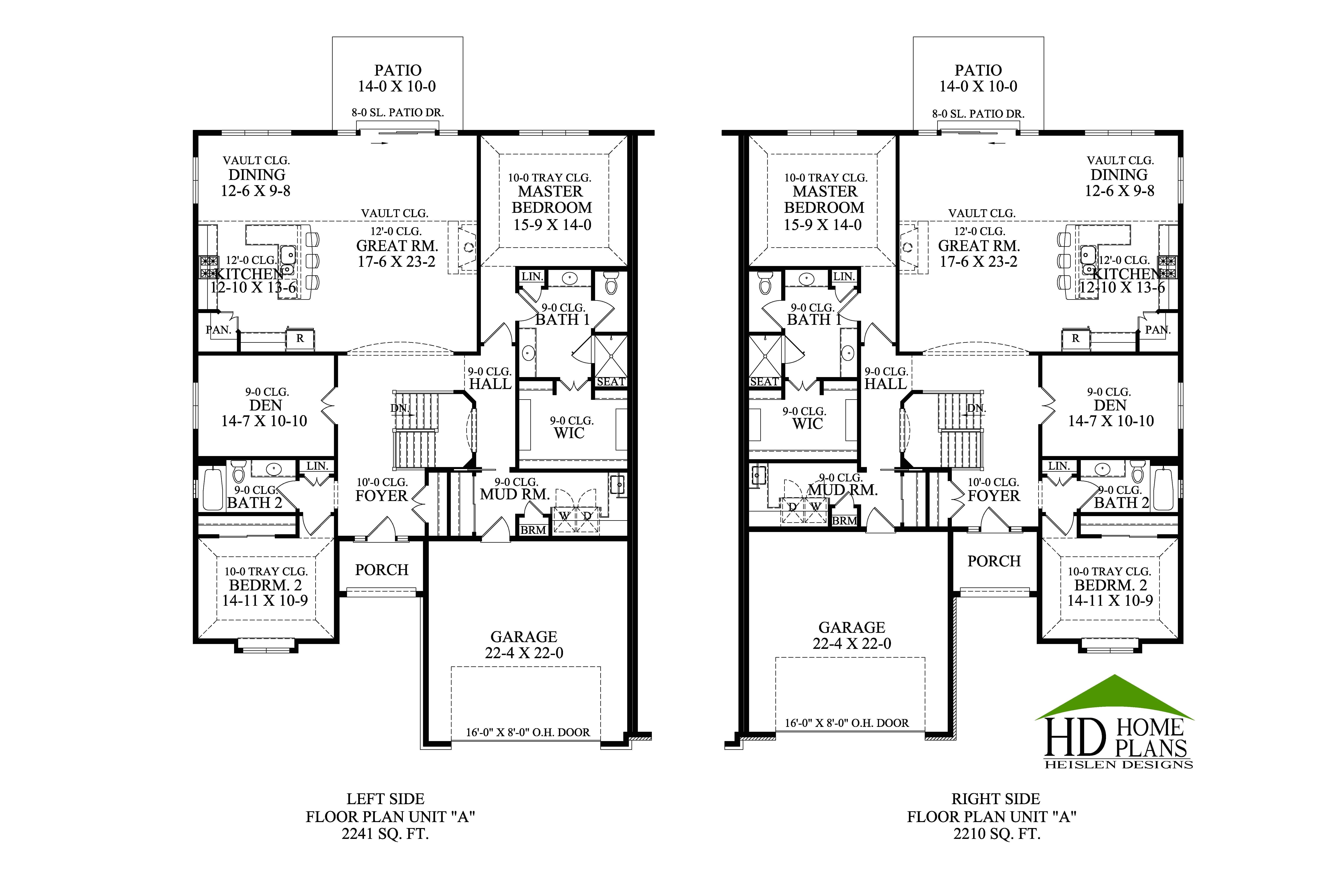 garrett house plans