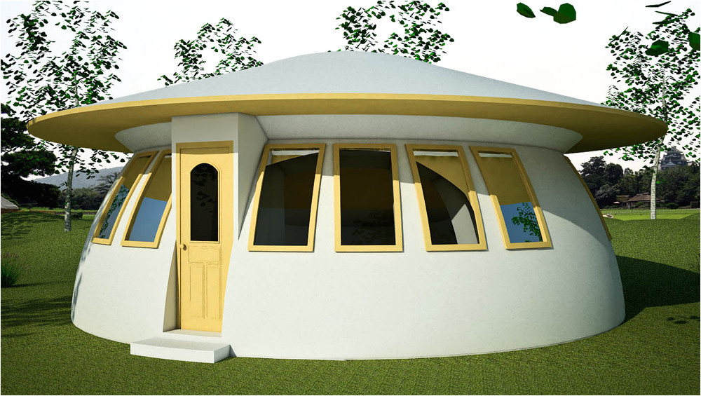 dome houses plans