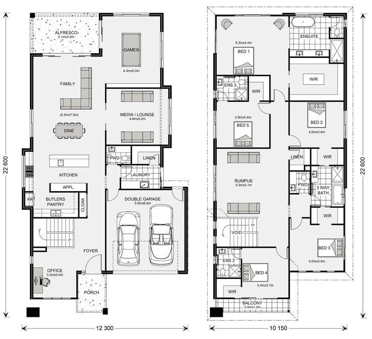 gj gardner floor plans luxury 446 best floorplans images on pinterest