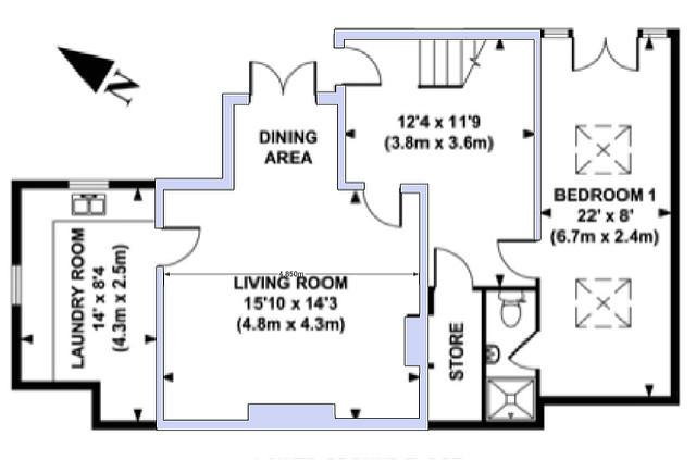 google sketchup house floor plan