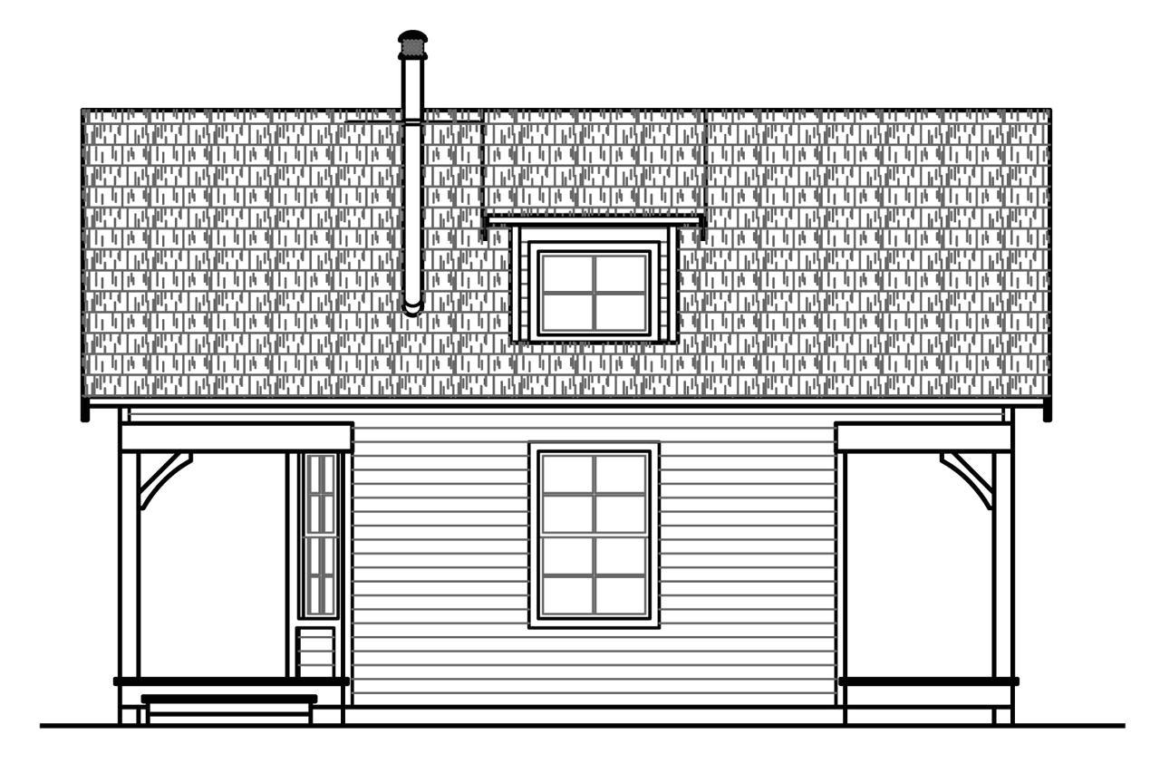 guest cottage home plans