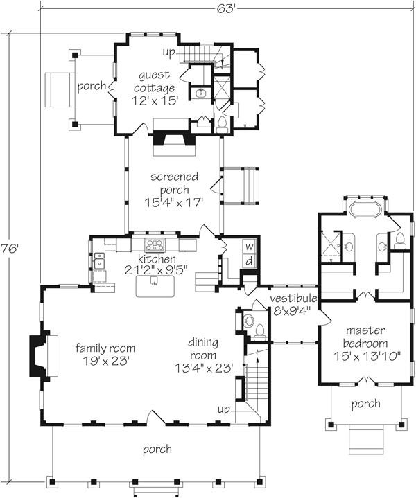 house plan coastal living house plan sl 593 whoa