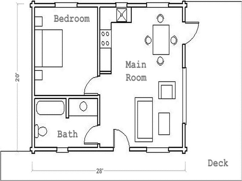 small guest house floor plan trends with fascinating 1 bedroom plans pictures one for rent impressive of classic fashionable ideas best images about