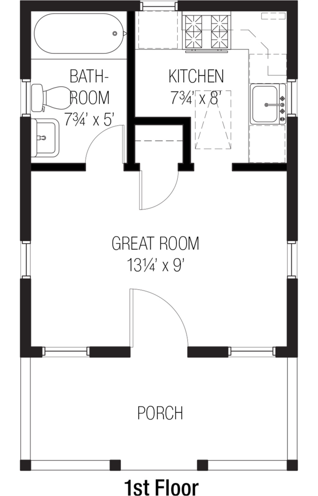 Guest House Floor Plans 500 Sq Ft Guest House Plans 500 Square Feet Tiny House 3 Beautiful