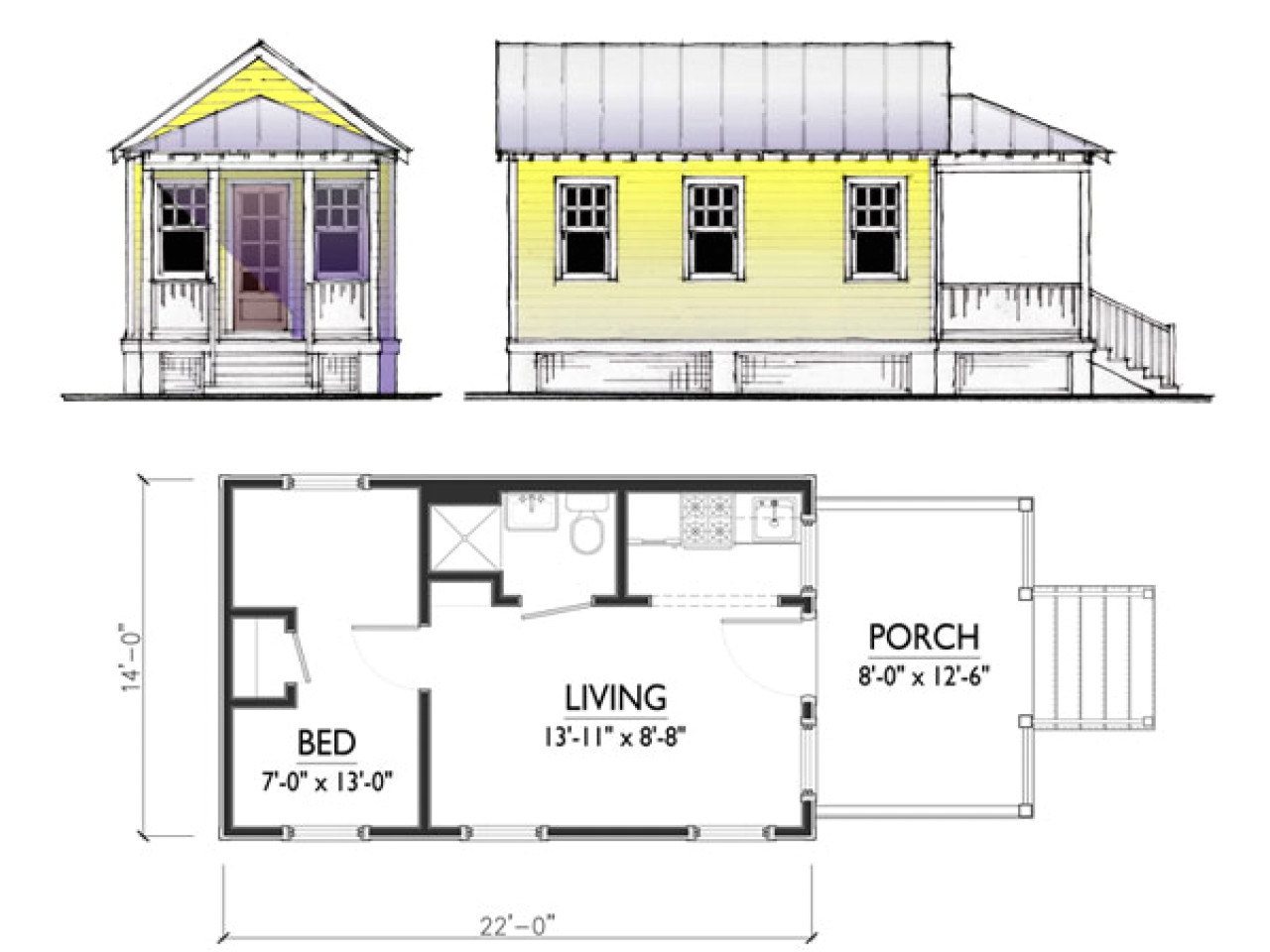 guest house plans and designs