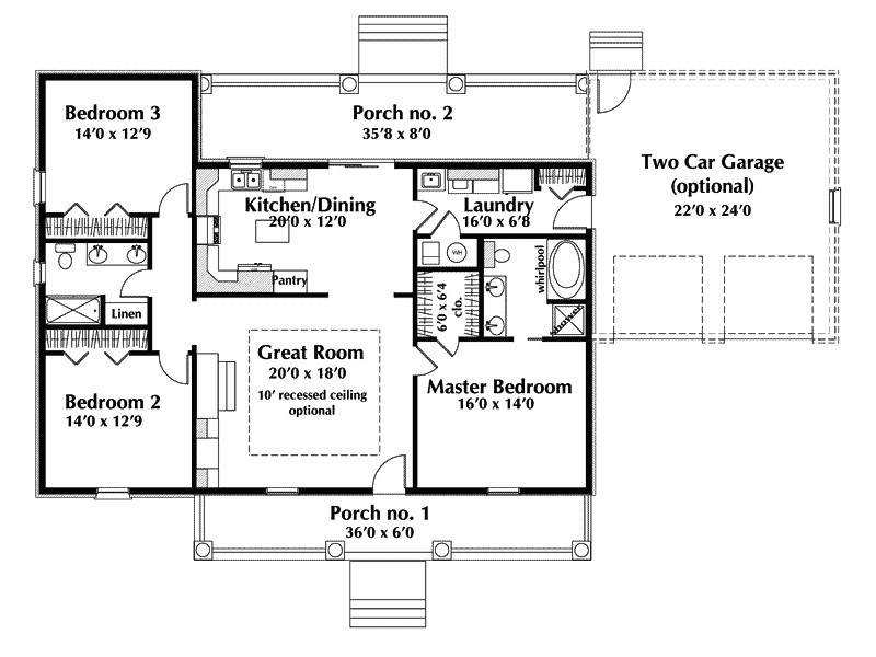 H and H Homes Floor Plan 18 New H and H Homes Floor Plans Spaceftw Com