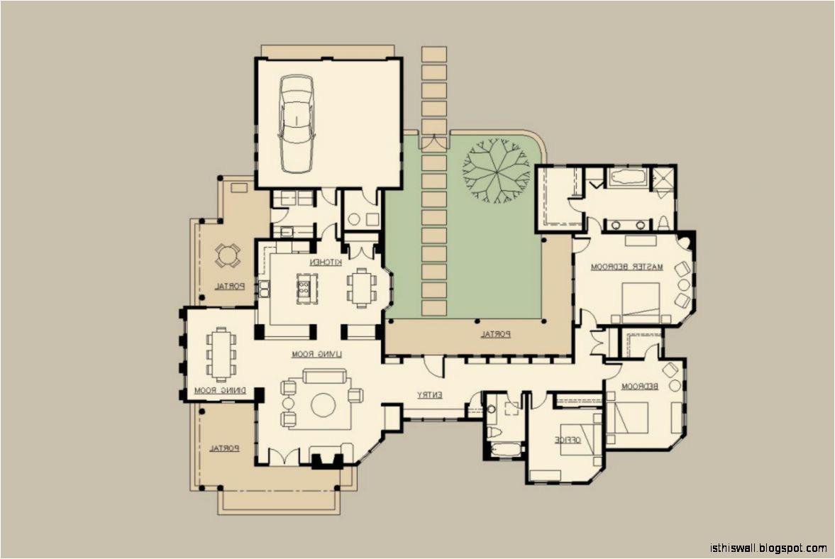 Hacienda Style Homes Floor Plans Hacienda Home Designs This Wallpapers