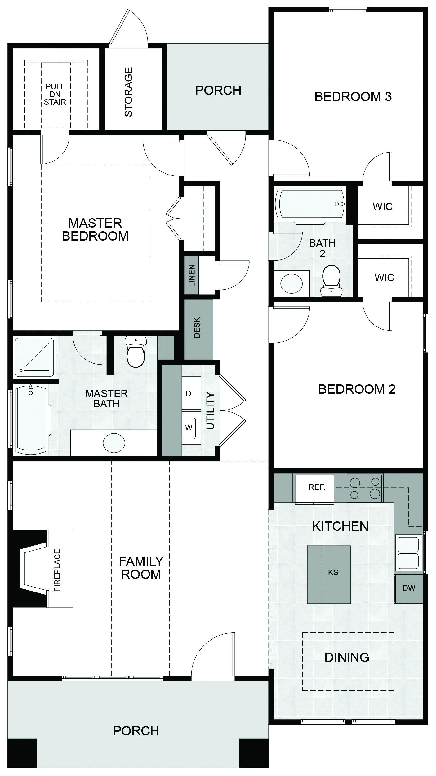 hagood homes floor plans