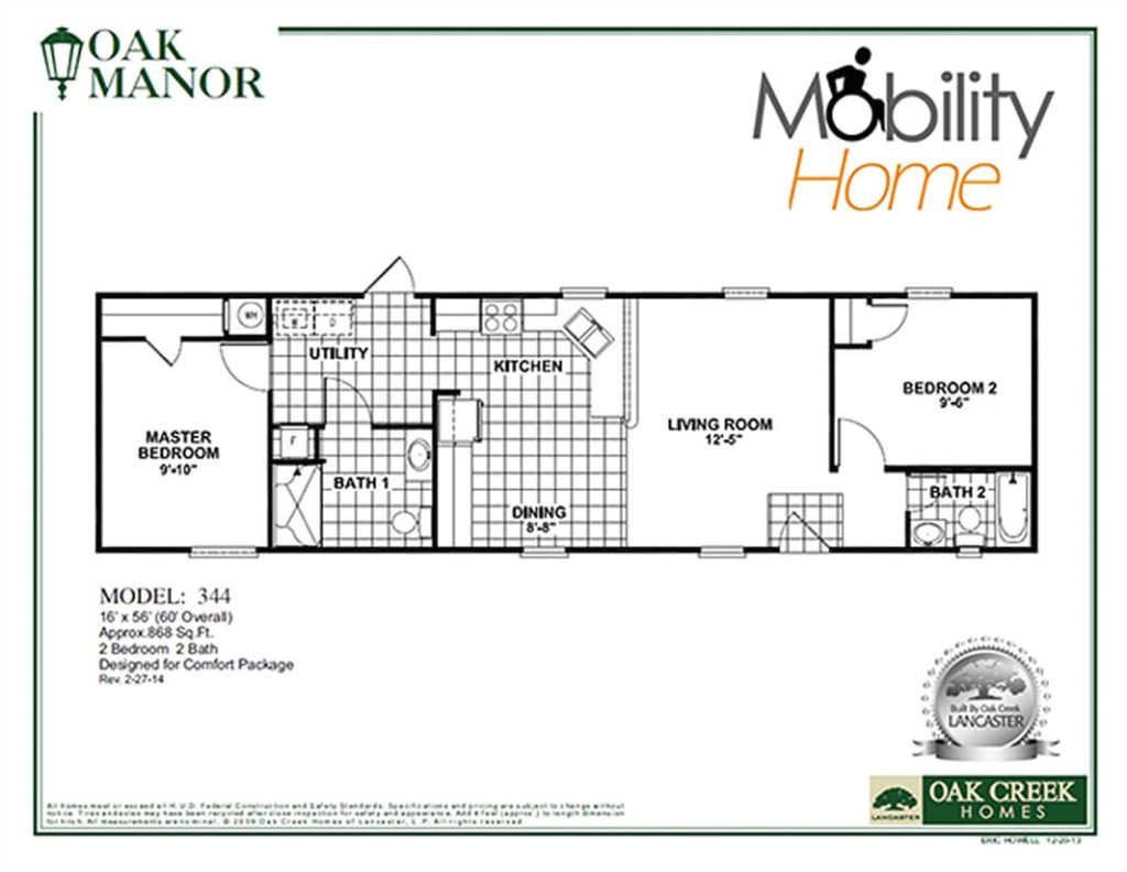 handicap accessible modular home floor plans lovely mobility homes ada friendly home designs