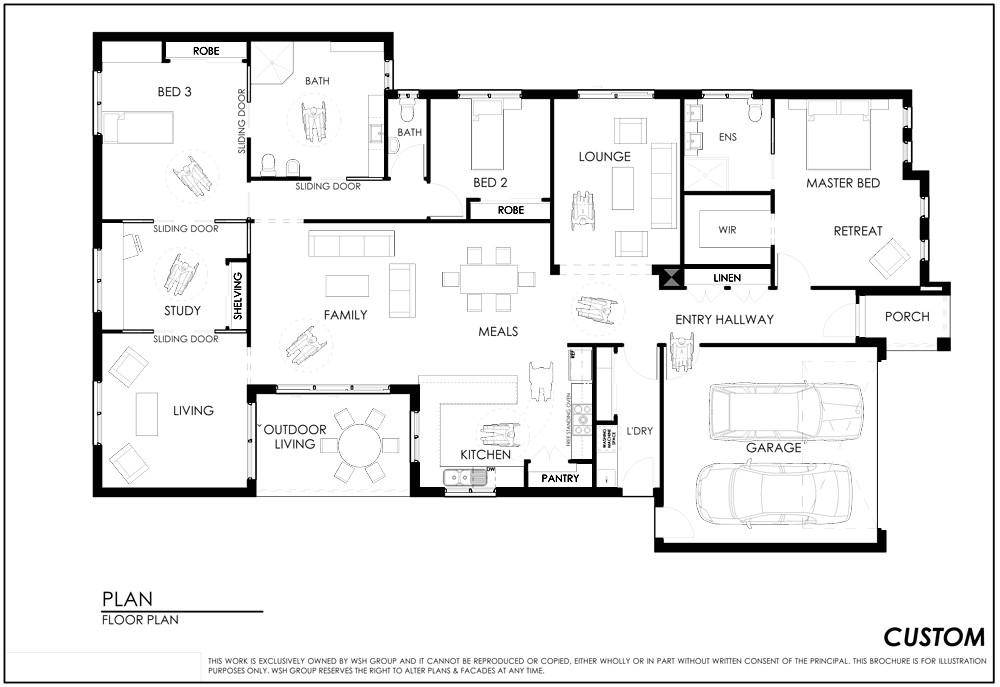 accessible bathroom floor plans