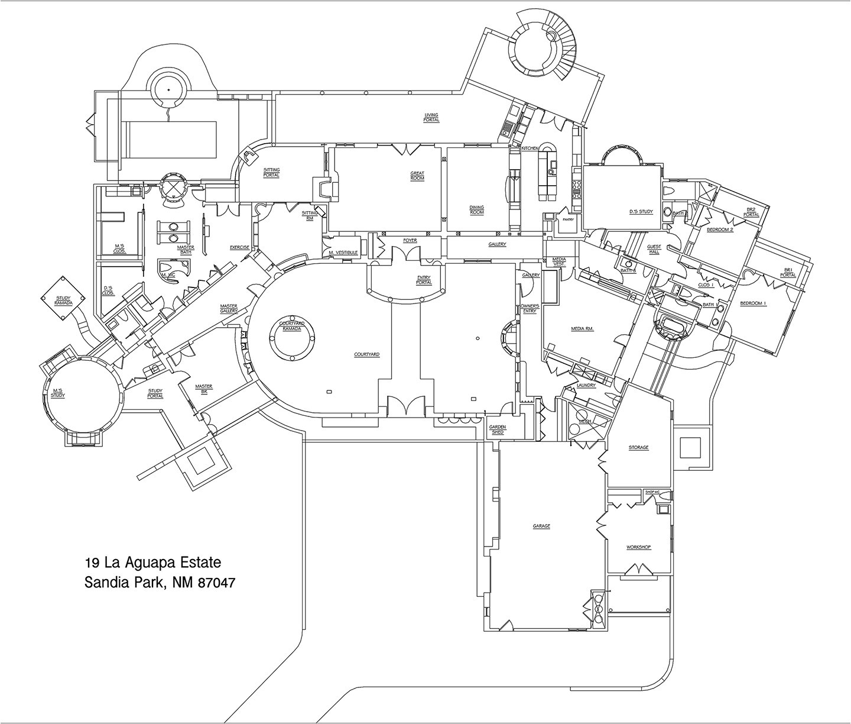 hgtv dream home floor plan