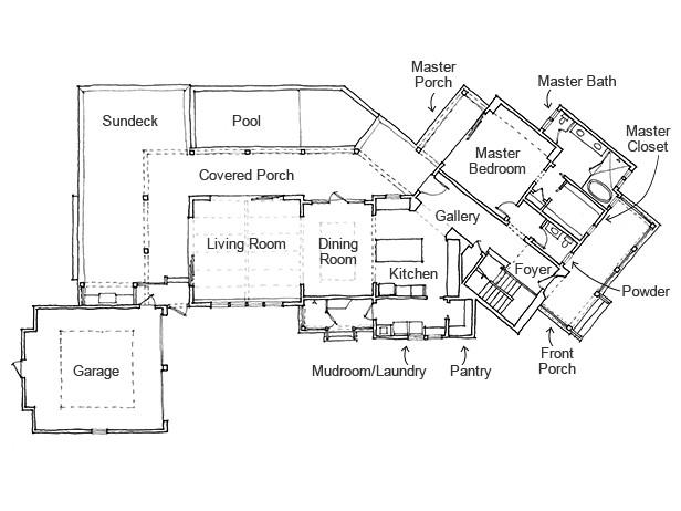 2006 hgtv dream home floor plan