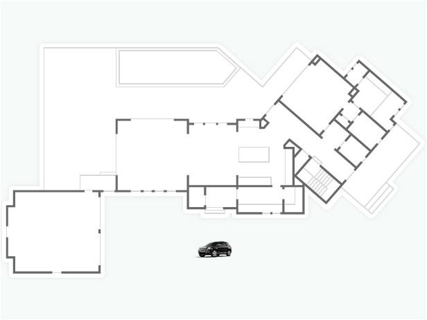 hgtv smart home 2013 rendering and floor plan smart home hgtv