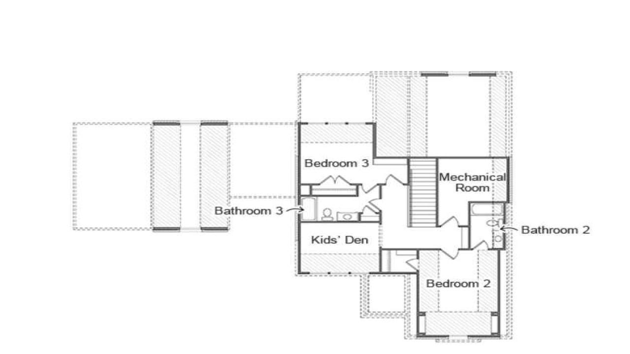 hgtv smart home 2013 rendering and floor plan smart
