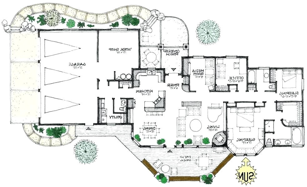 super efficient home design plans