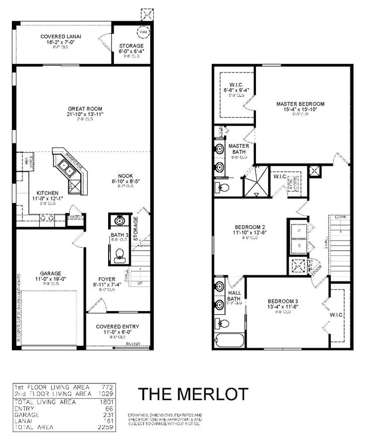 highland homes floor plans florida