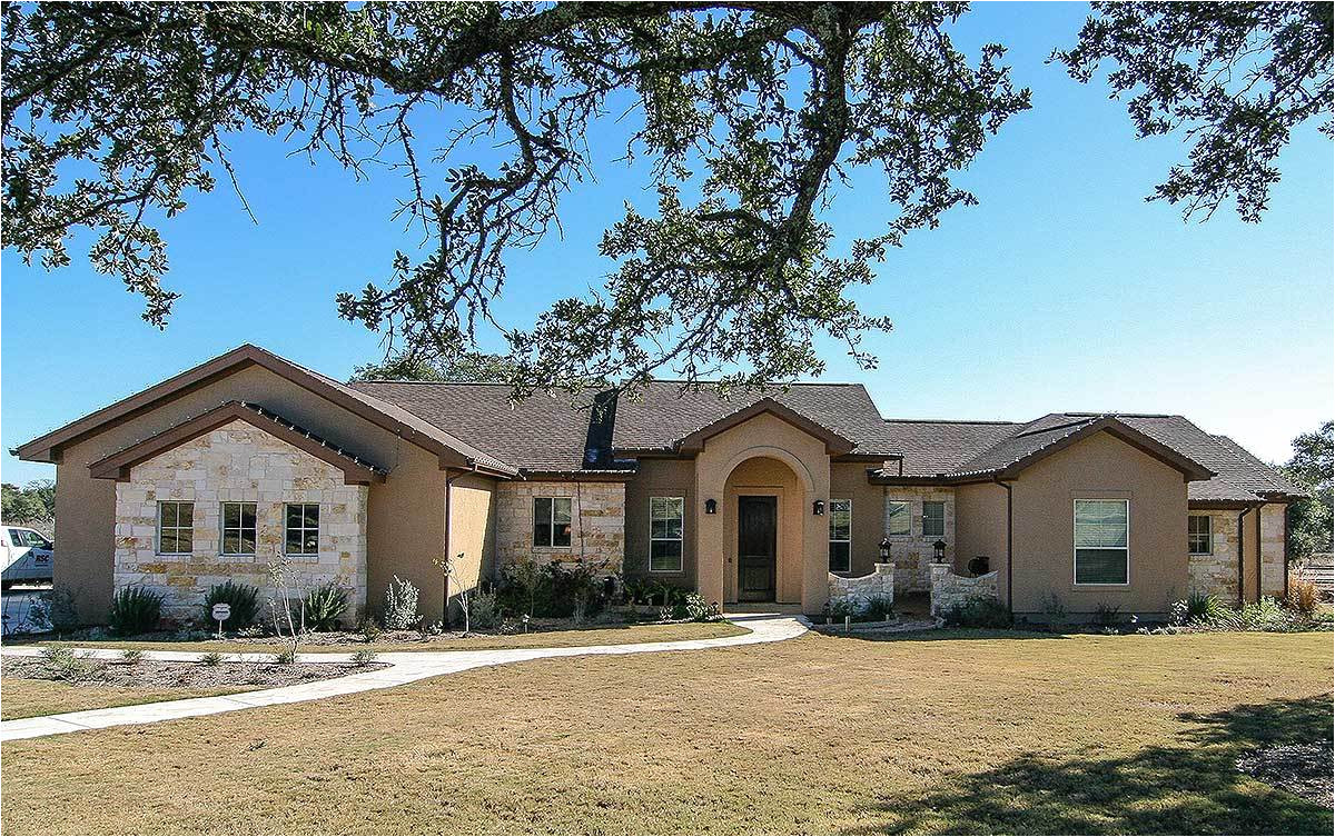 exciting hill country ranch home 28310hj